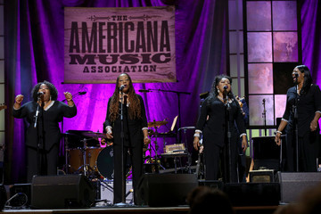Ann McCrary 2019 Americana Honors And Awards - Inside