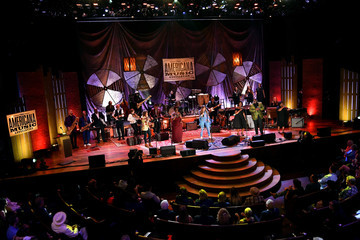 Ann McCrary 2018 Americana Music Honors And Awards - Inside