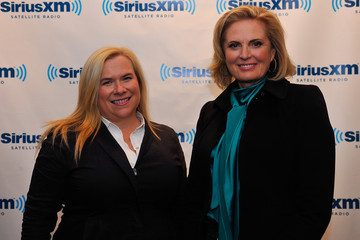 Ann Romney Ann Romney in Conversation with Host Julie Mason for SiriusXM's 'Leading Ladies' Special