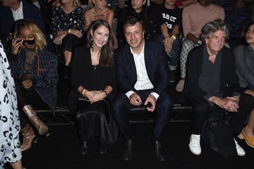 Ann-Sofie Johansson KENZO x H&M Launch Event Directed by Jean-Paul Goude' - Front Row