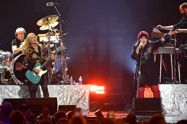 2019 iHeartRadio Music Festival And Daytime Stage [heart,performance,entertainment,music,performing arts,musician,concert,stage,event,music artist,public event,ann wilson,nancy wilson,l-r,las vegas,nevada,t-mobile arena,iheartradio music festival and daytime stage]