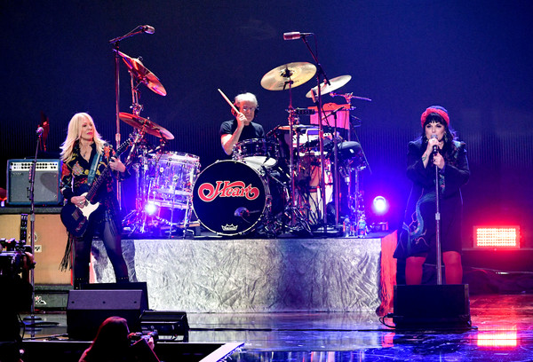 2019 iHeartRadio Music Festival - Night 1 – Show [performance,entertainment,drums,stage,performing arts,drum,concert,music artist,rock concert,musician,heart,iheartradio music festival,show,las vegas,nevada,t-mobile arena]