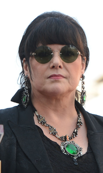 Ann Wilson And Nancy Wilson Honored On The Hollywood Walk Of Fame