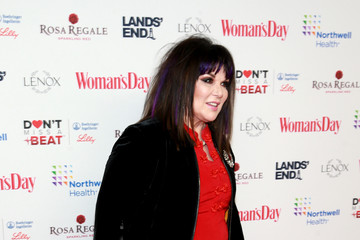 Ann Wilson Woman's Day Celebrates 16th Annual Red Dress Awards - Arrivals