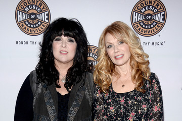 Ann Wilson Arrivals at the 'All for the Hall' Show