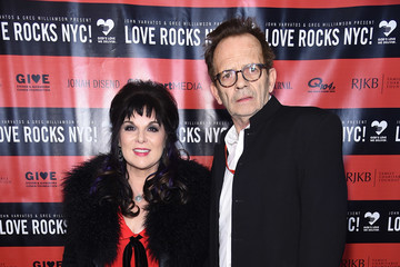 Ann Wilson The SecondAnnual LOVEROCKS NYC! A Benefit Concert for God's Love We Deliver - Red Carpet