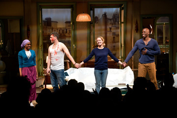 Anna Camp Pasadena Playhouse Presents Opening Night Of 'Belleville' - Curtain Call