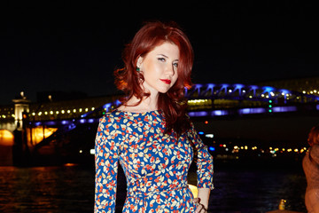 Anna Chapman Opening Night at the Moscow International Film Festival