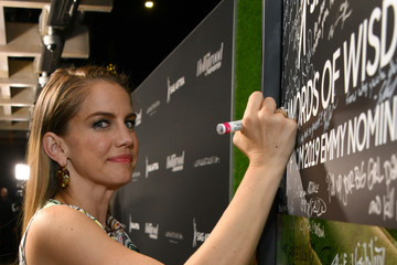 Anna Chlumsky The Hollywood Reporter And SAG-AFTRA 3rd Annual Emmy Nominees Night - Red Carpet