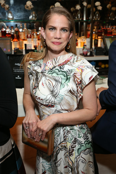 The Hollywood Reporter And SAG-AFTRA 3rd Annual Emmy Nominees Night - Inside [fashion,dress,tattoo,style,anna chlumsky,avra beverly hills estiatorio,beverly hills,california,sag-aftra,hollywood reporter,heineken,anastasia beverly hills,the hollywood reporter sag-aftra,3rd annual emmy nominees night]