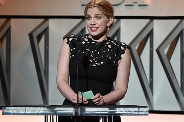 Anna Chlumsky 69th Annual Directors Guild of America Awards - Show