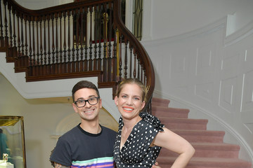 Anna Chlumsky Christian Siriano And The Curated NYC Celebrate One Year Anniversary
