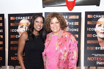 Anna Deavere Smith 'Notes From the Field' New York Screening