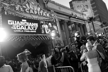Anna Faris 'Guardians of the Galaxy' Premieres in Hollywood — Part 2