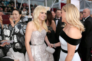 Anna Faris Arrivals at the 87th Annual Academy Awards — Part 2