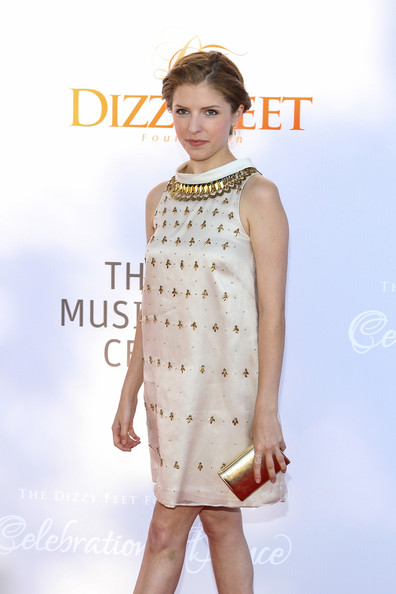 Anna Kendrick Anna Kendrick attends the 3rd Annual Dizzy Feet Foundation's Celebration Of Dance Gala at Dorothy Chandler Pavilion on July 27, 2013 in Los Angeles, California.