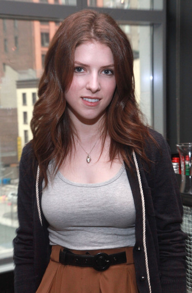Anna Kendrick Actress Anna Kendrick attends the annual Tribeca Film Festival Women Filmmaker Brunch hosted by the W Hotel New York - Downtown at the W Hotel New York - Downtown on April 25, 2011 in New York City.