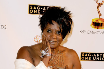 Anna Maria Horsford Celebs Celebrate the Emmys in Hollywood