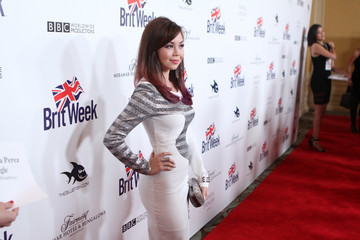 Anna Maria Perez De Tagle BritWeek's 10th Anniversary VIP Reception & Gala - Red Carpet