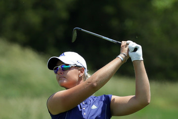 Anna Nordqvist ShopRite LPGA Classic Presented By Acer - Final Round