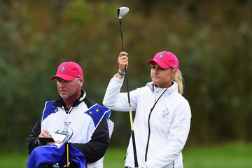 Anna Nordqvist The Solheim Cup - Previews