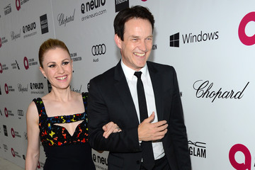 Anna Paquin Elton John AIDS Foundation Oscar Viewing Party — Part 6