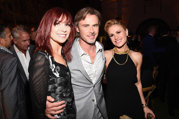 Anna Paquin Sam Trammell 'True Blood' Season 7 Premiere Afterparty