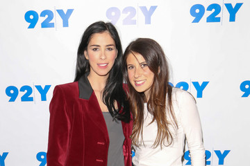 Anna Roisman Sarah Silverman and Andy Borowitz Event in NYC