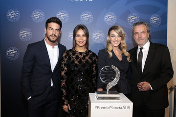 Anna Simon Guests Attend the Planeta Awards 2015