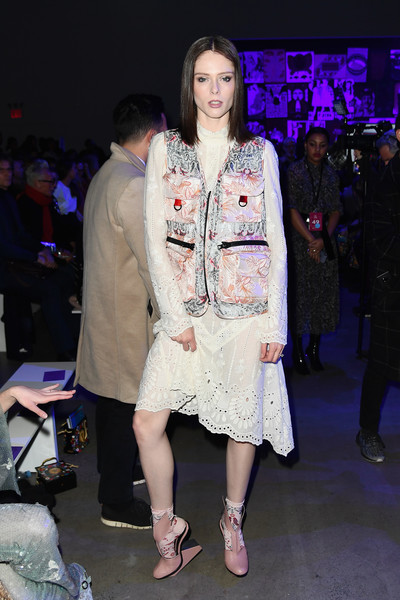Anna Sui - Front Row - February 2019 - New York Fashion Week: The Shows - 1 of 2