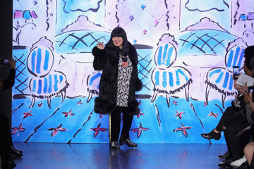 Anna Sui Anna Sui - Runway - February 2017 - New York Fashion Week: The Shows