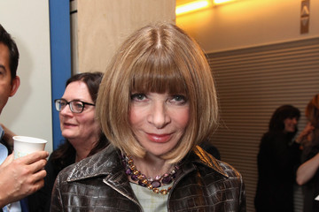 Anna Wintour 'Finding Neverland' Workshop Presentation