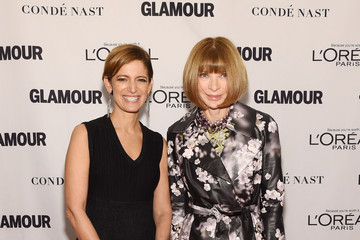 Anna Wintour 2015 Glamour Women of the Year Awards - Arrivals