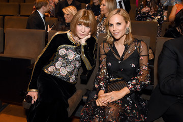 Anna Wintour Tory Burch 2019 Glamour Women Of The Year Awards - Show