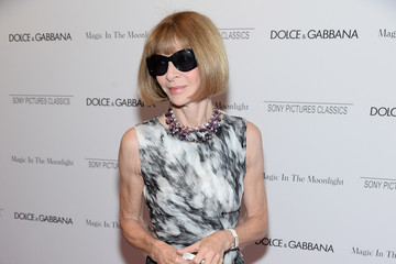 Anna Wintour 'Magic in the Moonlight' Premieres in NYC