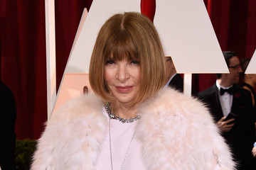 Anna Wintour Arrivals at the 87th Annual Academy Awards — Part 3