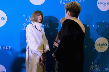 Anna Wintour 13th Annual UNICEF Snowflake Ball 2017 - Inside