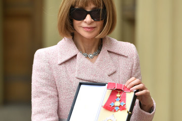 Anna Wintour European Best Pictures Of The Day - May 5, 2017