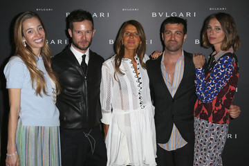 Anna dello Russo Bulgari Celebrates Milan Design Week