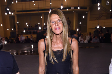 Anna dello Russo Marc Jacobs Spring 2017 Runway Show - Front Row