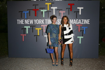 Anna dello Russo T: The New York Times Style Magazine's Celebration of Salone Internazionale del Mobile
