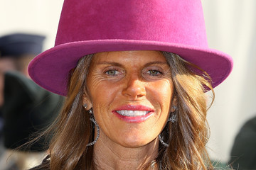 Anna dello Russo Arrivals at the Louis Vuitton Show