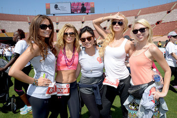AnnaLynne McCord 21st Annual EIF Revlon Run Walk For Women