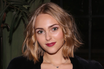 AnnaSophia Robb Katie Ermilio - Presentation - Fall 2016 New York Fashion Week: The Shows