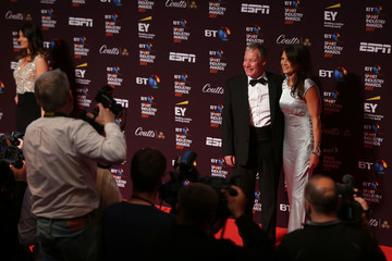 Annabel Croft BT Sport Industry Awards 2017