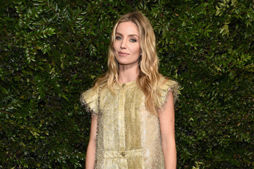 Annabelle Wallis Charles Finch And Chanel Pre-Oscar Awards Dinner At Madeo In Beverly Hills