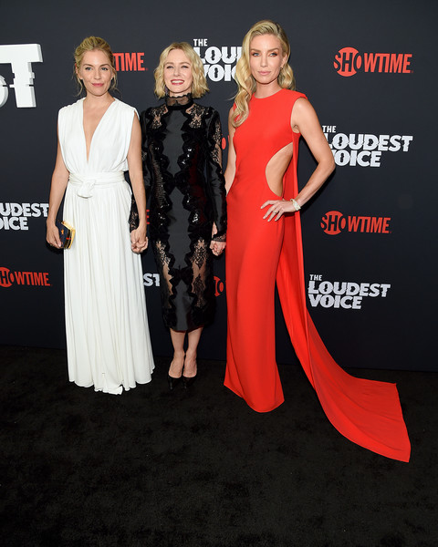 'The Loudest Voice' New York Premiere