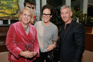 Annabeth Gish MR PORTER Celebrates 'The Hollywood Reporter's Annual Watch Issue