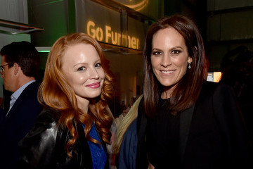 Annabeth Gish Premiere of Fox's 'The X-Files' - After Party