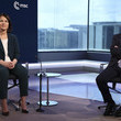 Annalena Baerbock Germany's Candidates For Chancellor Attend TV Debate In Berlin